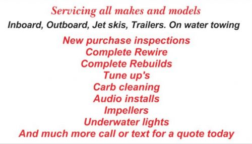 Jb's Mobile boat mechanics