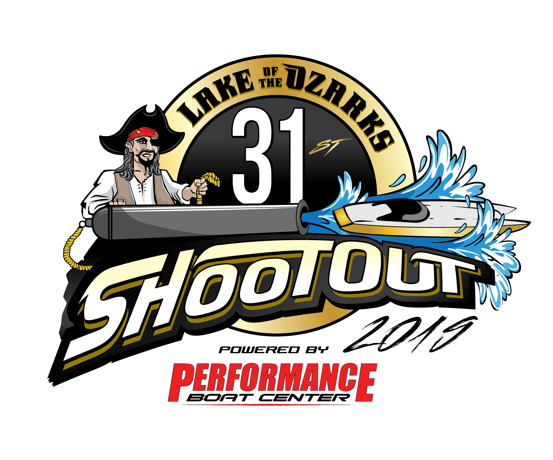 31st annual shootout lake of the ozarks