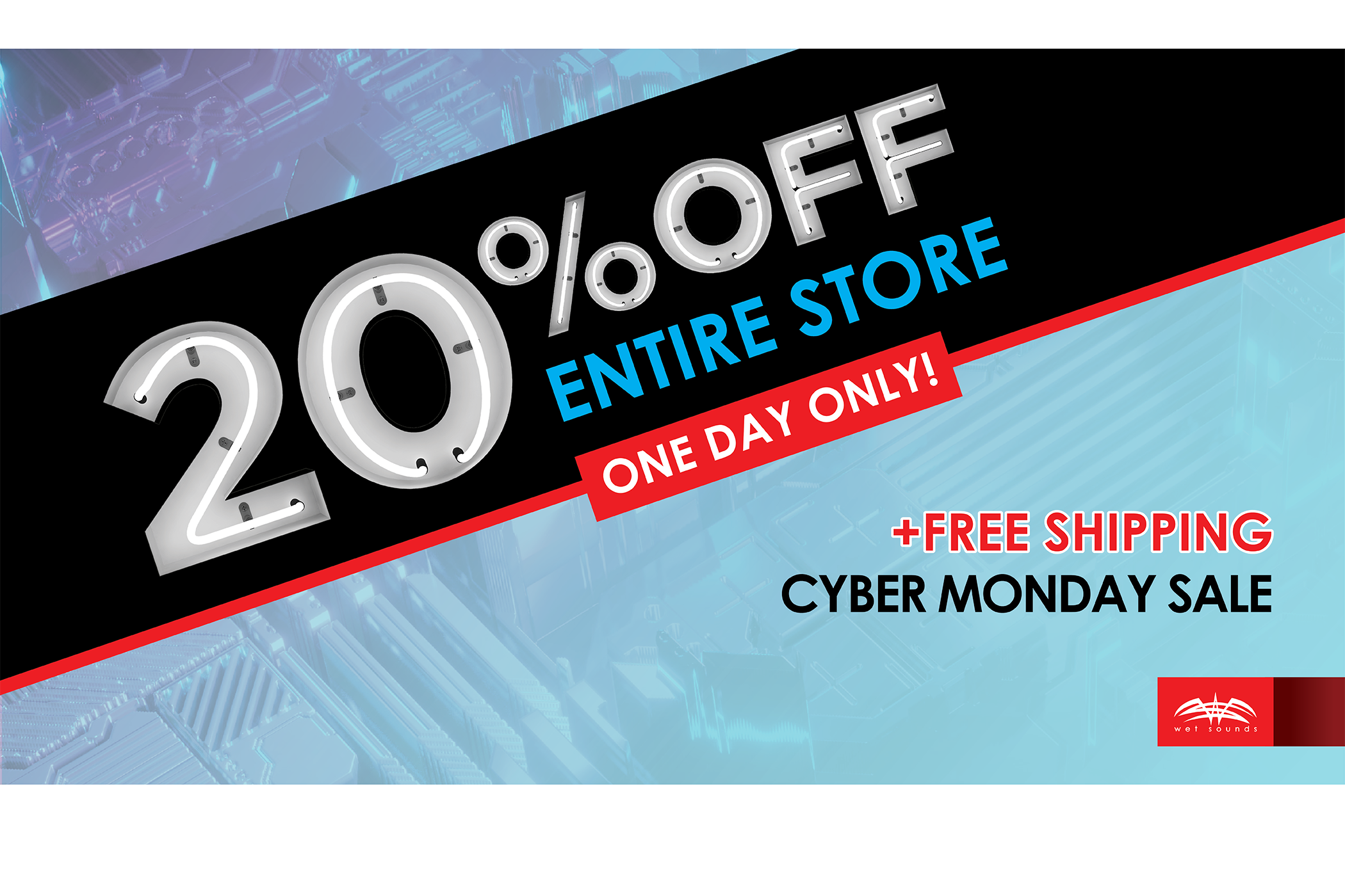 wetsounds cyber monday sale 2019