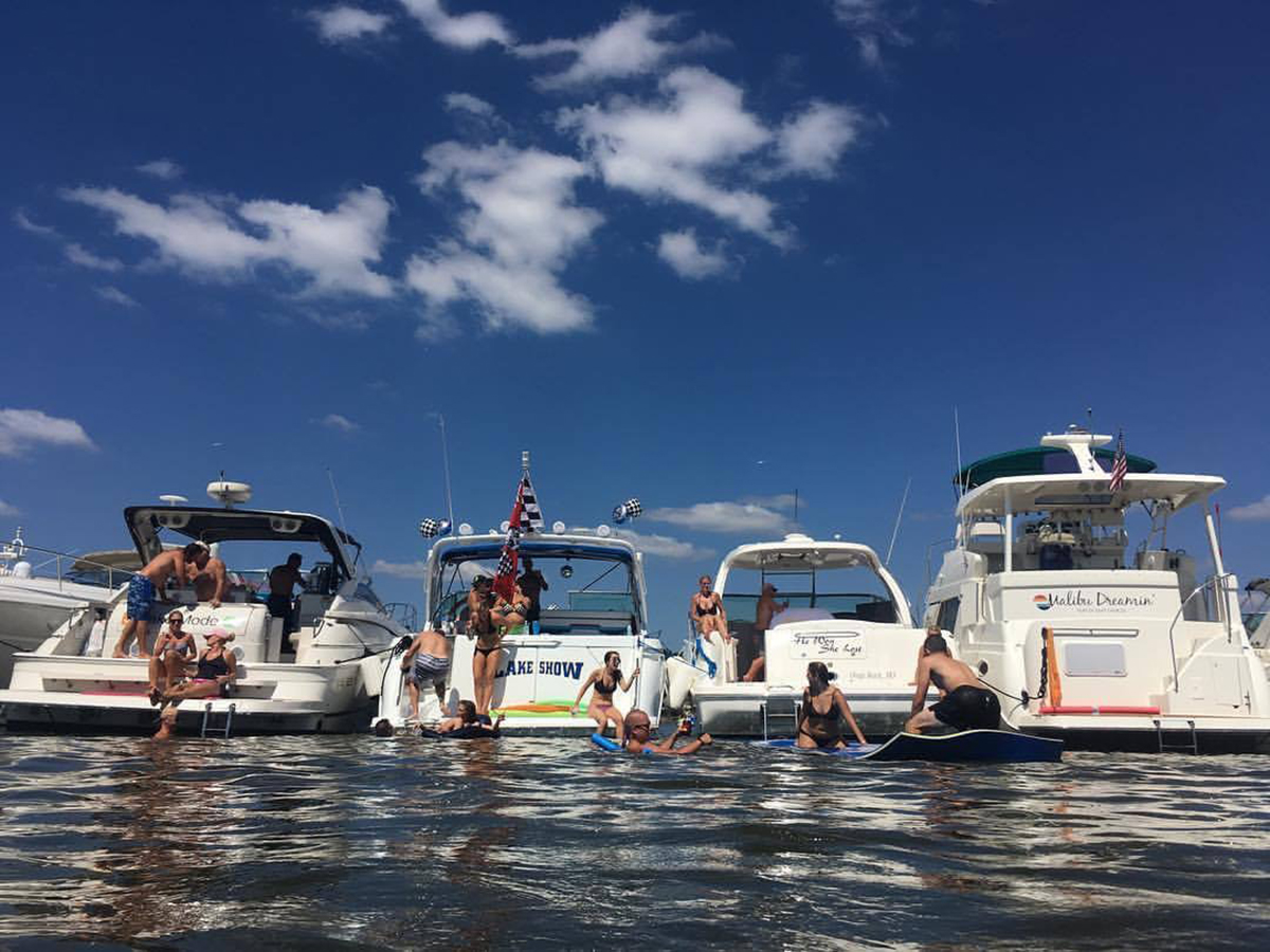 2019 Calendar of Boating Events at Lake of the Ozarks
