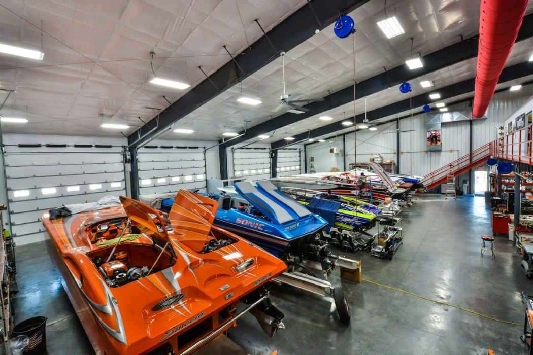 Performance Boat Center Service Department