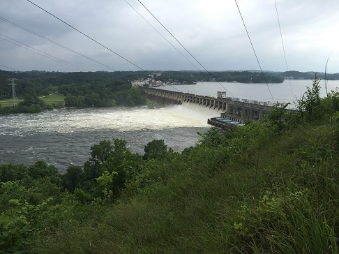 bagnell dam flood