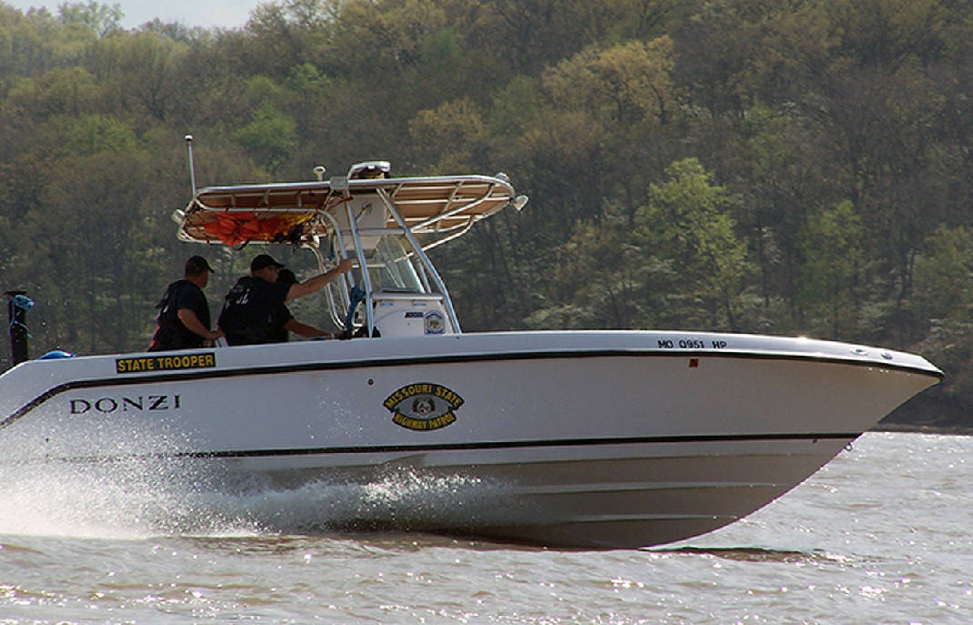 missouri state water patrol lake of the ozarks