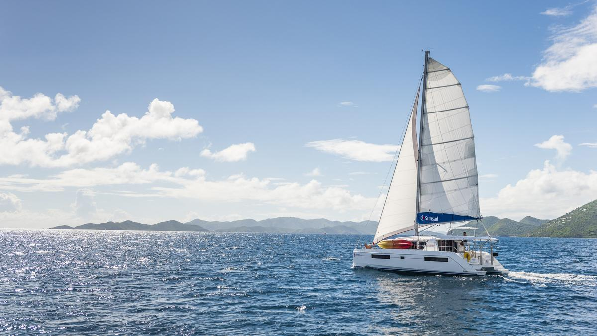 sunsail yacht charter vacations