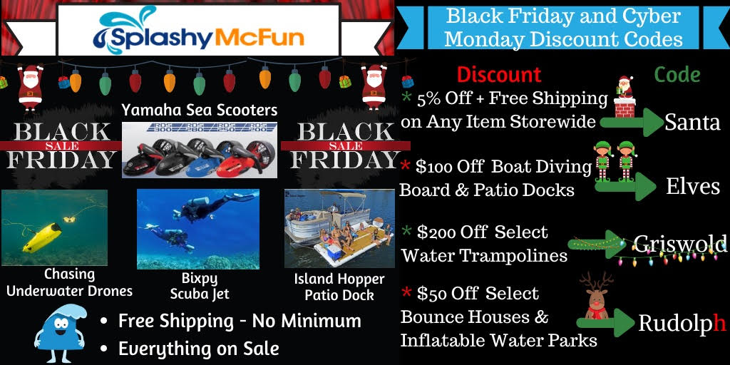 splashy mcfun black friday 2019 sale