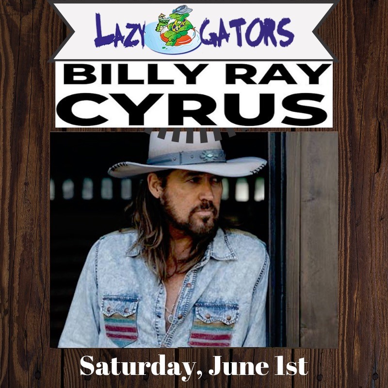 billy ray Cyrus lake race lake of the ozarks