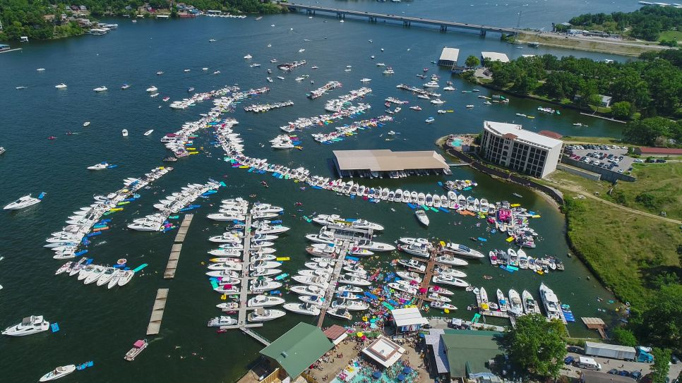 aquapalooza dog days sky view