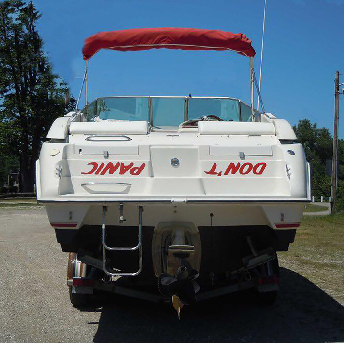 How To Come Up With A Great Boat Name
