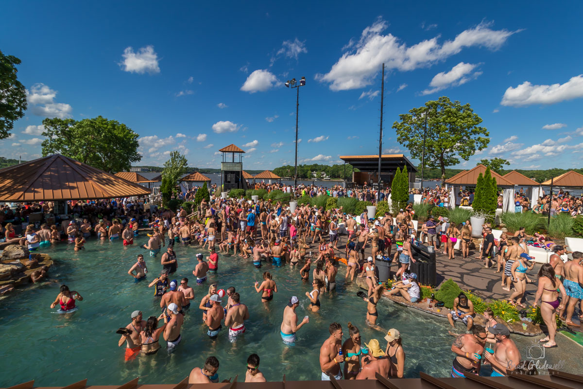 lake of the Ozarks rehydrate Labor Day weekend