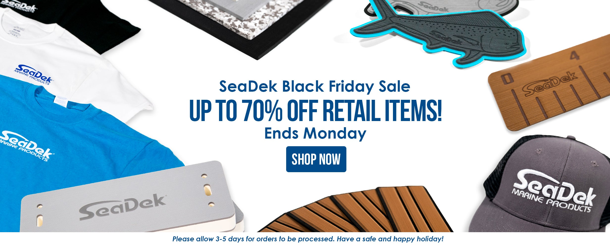 seadek cyber monday sale 2019
