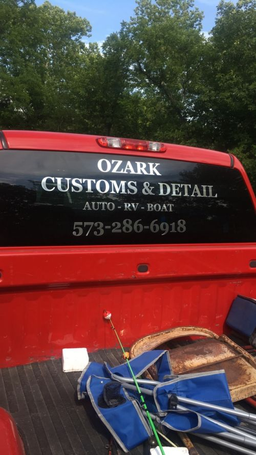 Ozark Customs & Detail