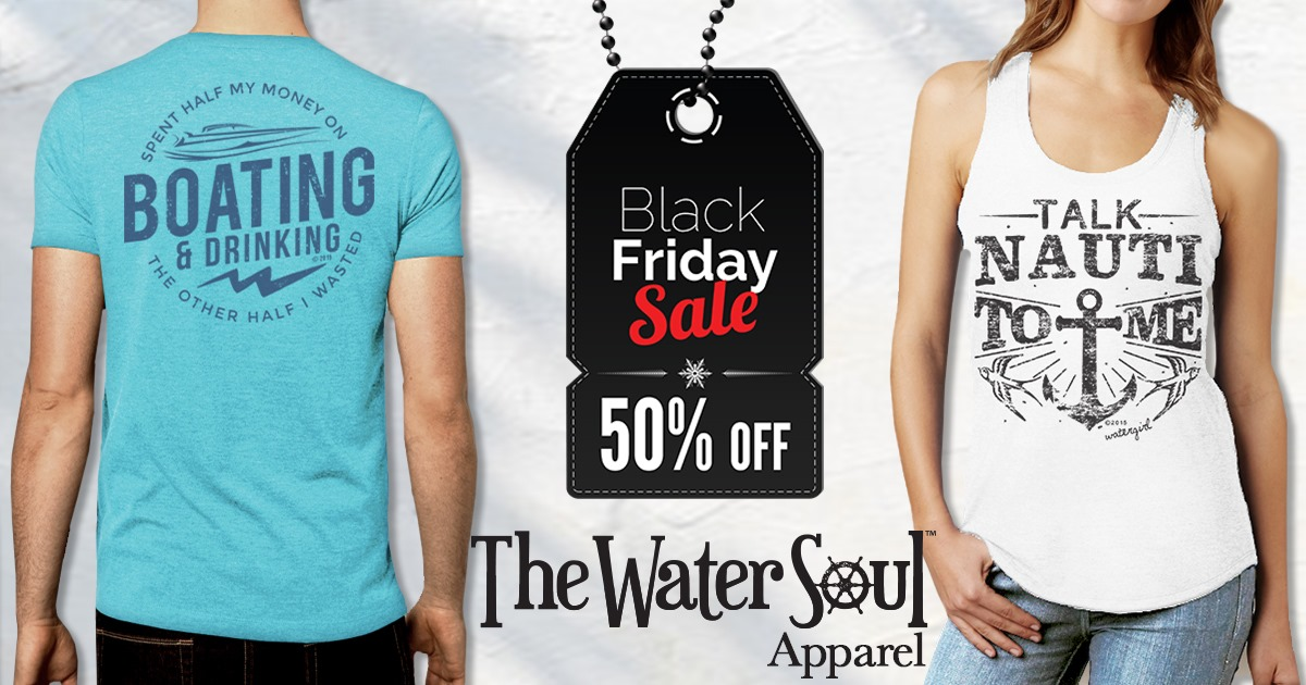 the water soul black friday cyber monday sale 2019